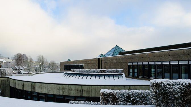 FT-Ranking, HSG-Bibliotheksgebäude